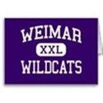 Weimar High School - Weimar Golf