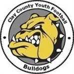 Clay County Youth Football - PeeWee Bulldogs