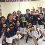 Edinburg North High School - JV Dark Basketball