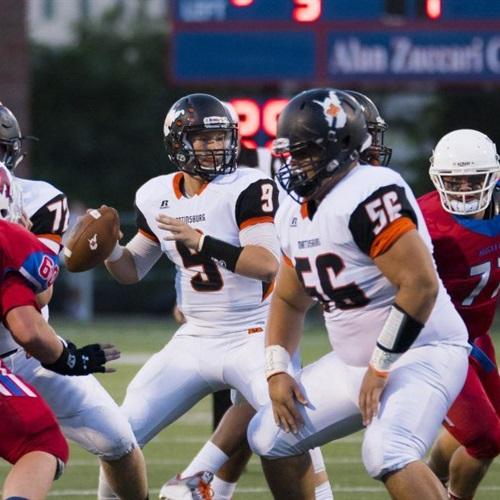 Martinsburg High School - Martinsburg Varsity Football