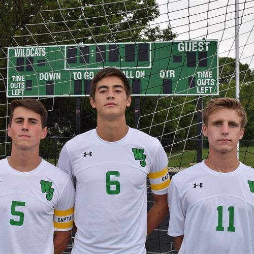 Walter Johnson High School - Boys Varsity Soccer