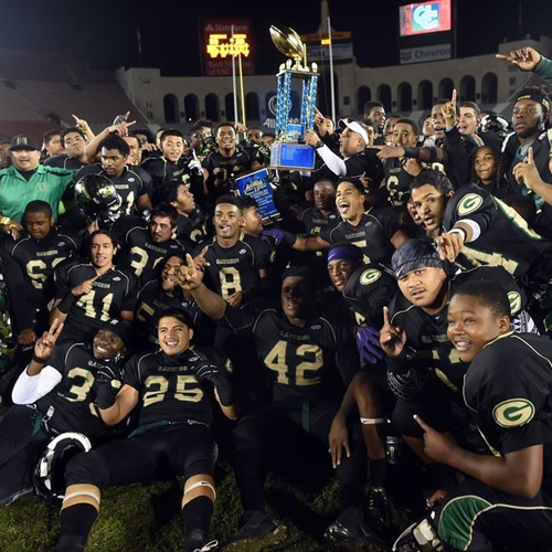 Narbonne High School - Boys Varsity Football