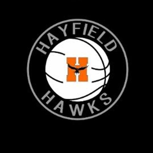 Hayfield Secondary School - Hayfield JV Bball - Lee