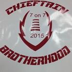 Shiprock High School - 2016 Varsity Chieftains