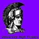 University High School - University Girls' Varsity Basketball