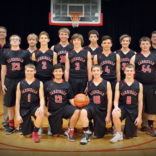 Deuel High School - Boys' Varsity Basketball
