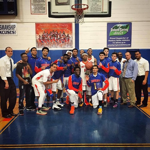 Danbury High School - Boys' Varsity Basketball