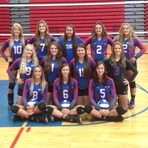 Gregory-Portland High School - Girls' Varsity Volleyball