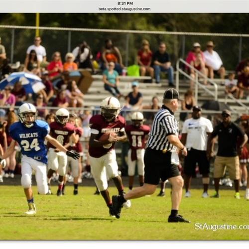 Menendez High School - GRMS Football