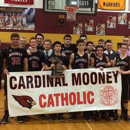 Cardinal Mooney Catholic High School - Cardinal Mooney Basketball