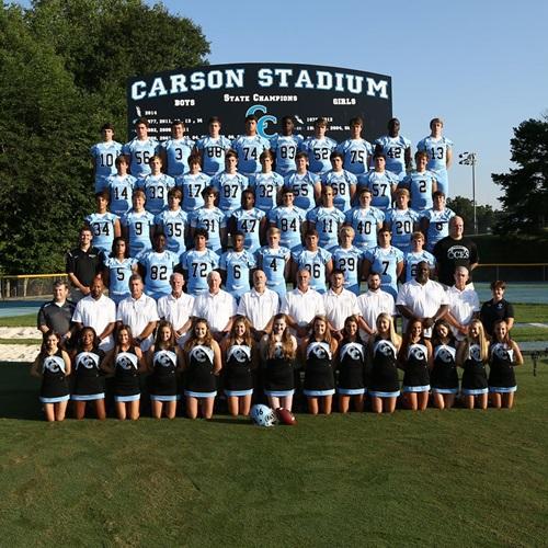 Christ Church Episcopal High School - Boys Varsity Football