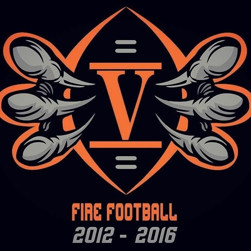 Prairie Fire Midget Football - CAMFA - FIRE