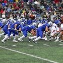 Champlain Regional College-Lennoxville - COUGARS Football