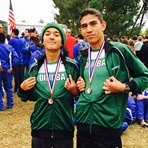Dinuba High School - Boys' Varsity Cross Country