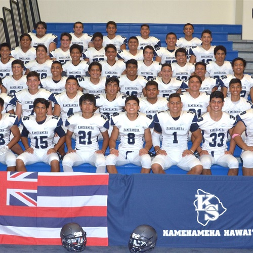 Kamehameha Hawai'i High School - Boys Varsity Football