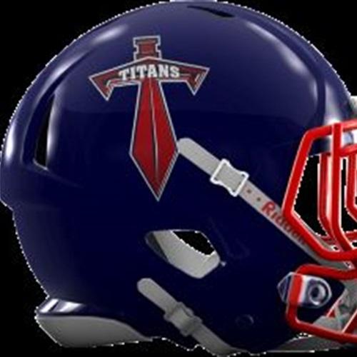 Centennial High School - Centennial Titan Varsity Football