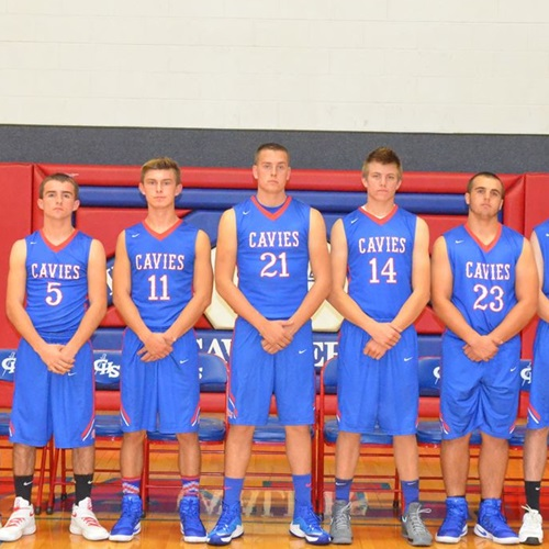Carlinville High School - Boys' Varsity Basketball