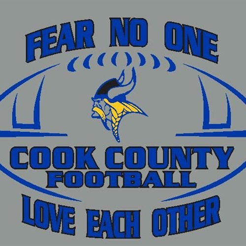 Cook County High School - Boys Varsity Football