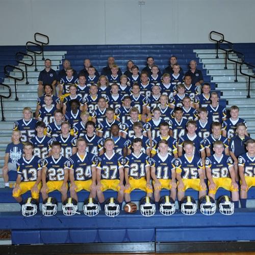 Tea High School - Varsity Football
