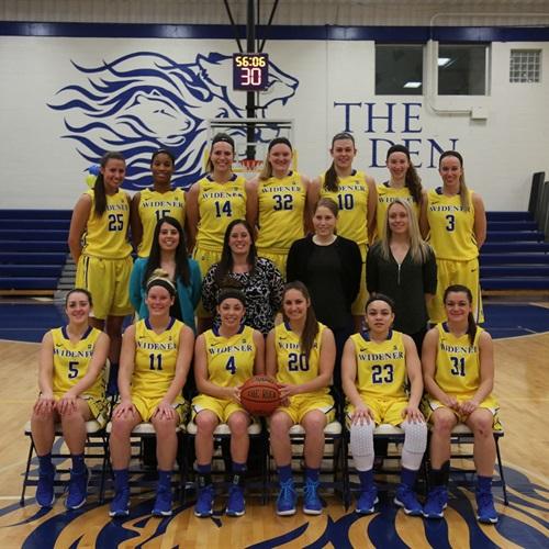 Widener University - Women's Varsity Basketball