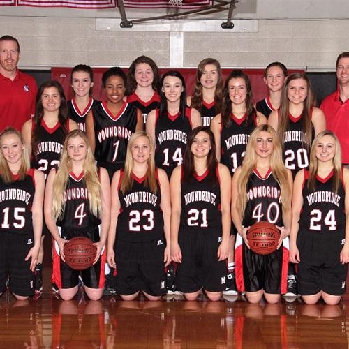 Moundridge High School - Girls Basketball