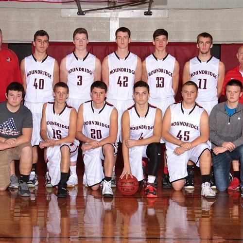 Moundridge Middle School - Boys Basketball