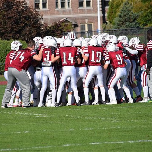 Worcester Academy Prep School - Boys Varsity Football