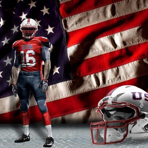 U.S. Federation of American Football - Men's National Team