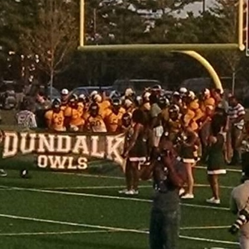 Dundalk High School - Boys Varsity Football