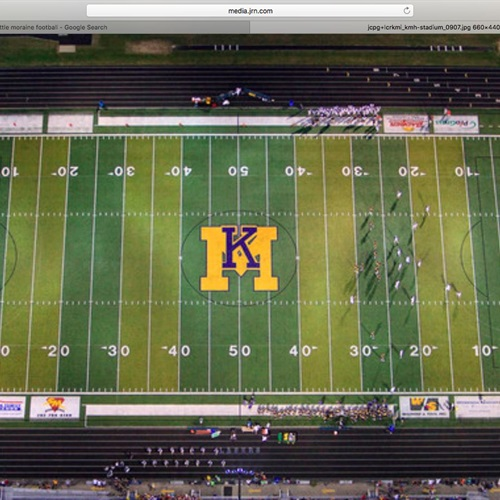 Kettle Moraine High School - Kettle Moraine Varsity Football