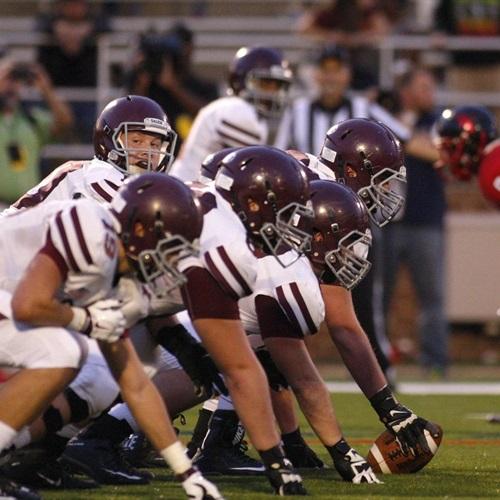 Salem High School - Varsity Football