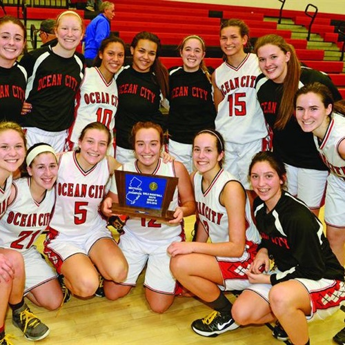 Ocean City High School - Girls Varsity Basketball
