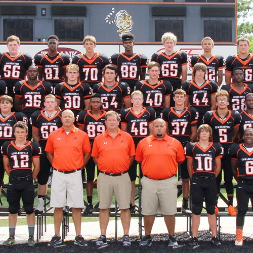 Edwardsville High School - Edwardsville Sophomore Football
