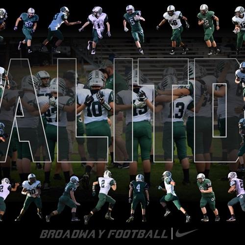 Broadway High School - Boys' Freshman Football