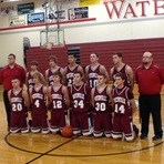 Waterville High School - Boys' Varsity Basketball - New