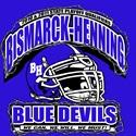 Bismarck-Henning High School - Varsity Football