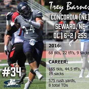 Trey Barnes