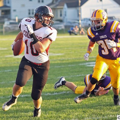 Clarion Goldfield Dows High School - Boys Varsity Football