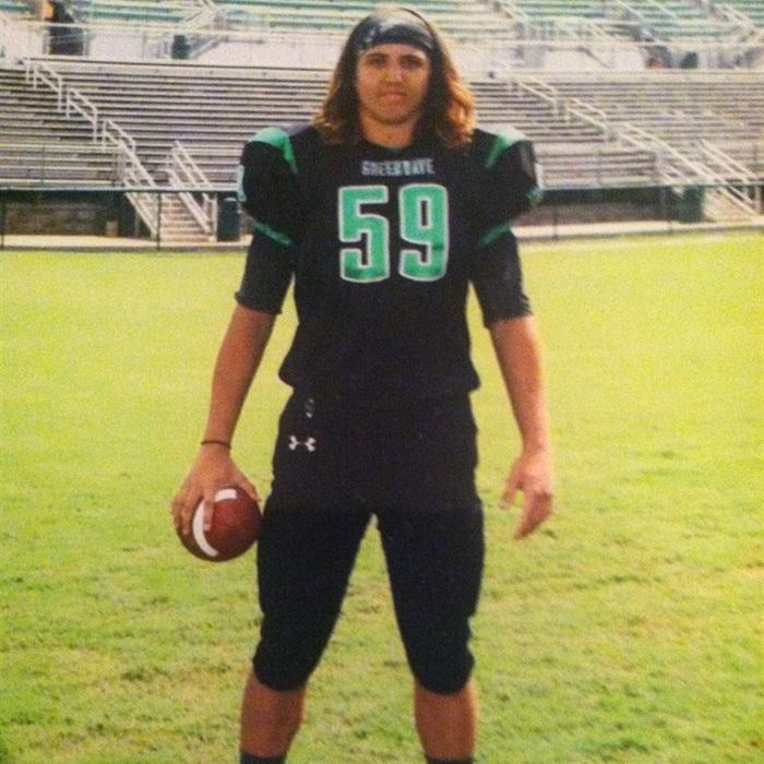 high school athlete steroid use
