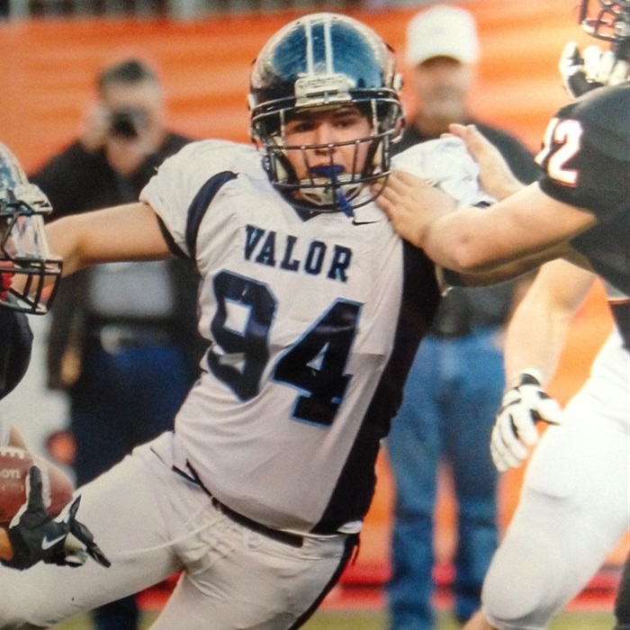 Highlands Ranch Youth Sports: Valor Christian High School Vs. Heritage