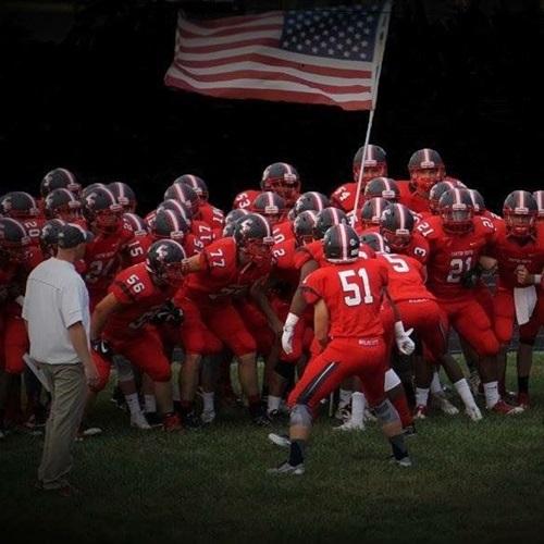Canton South High School - Boys Varsity Football