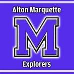 Marquette Catholic High School - Boys' Varsity Basketball