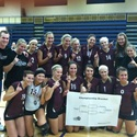 Menomonie High School - Menomonie Varsity Volleyball