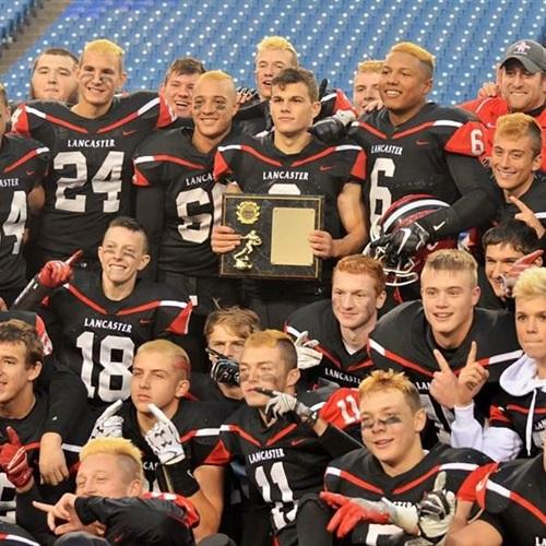 Lancaster High School - Boys Varsity Football
