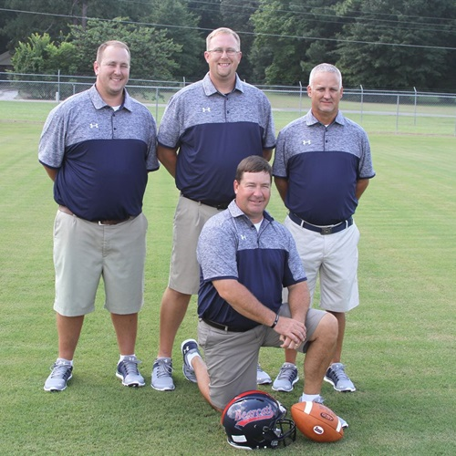 Baldwyn High School - Boys Varsity Football