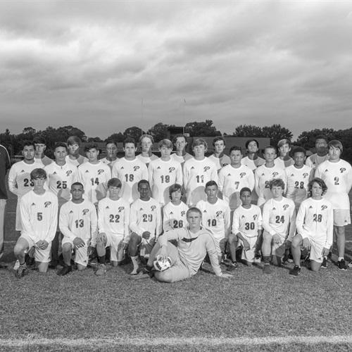 Pascagoula High School - Boys' Varsity Soccer