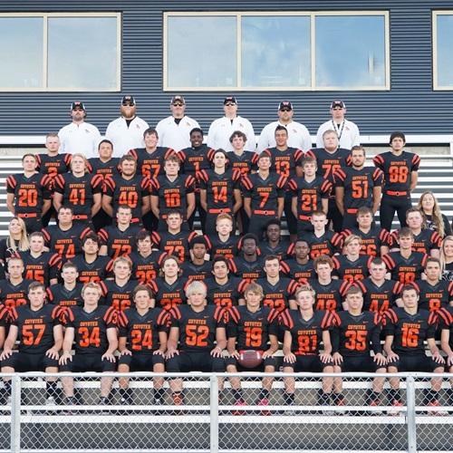 Williston High School - Boys Varsity Football