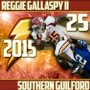 Reggie Gallaspy