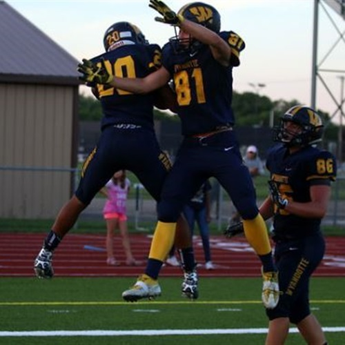 Roosevelt High School - Wyandotte Varsity Football