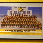 Watkins Memorial High School - Boys Varsity Football